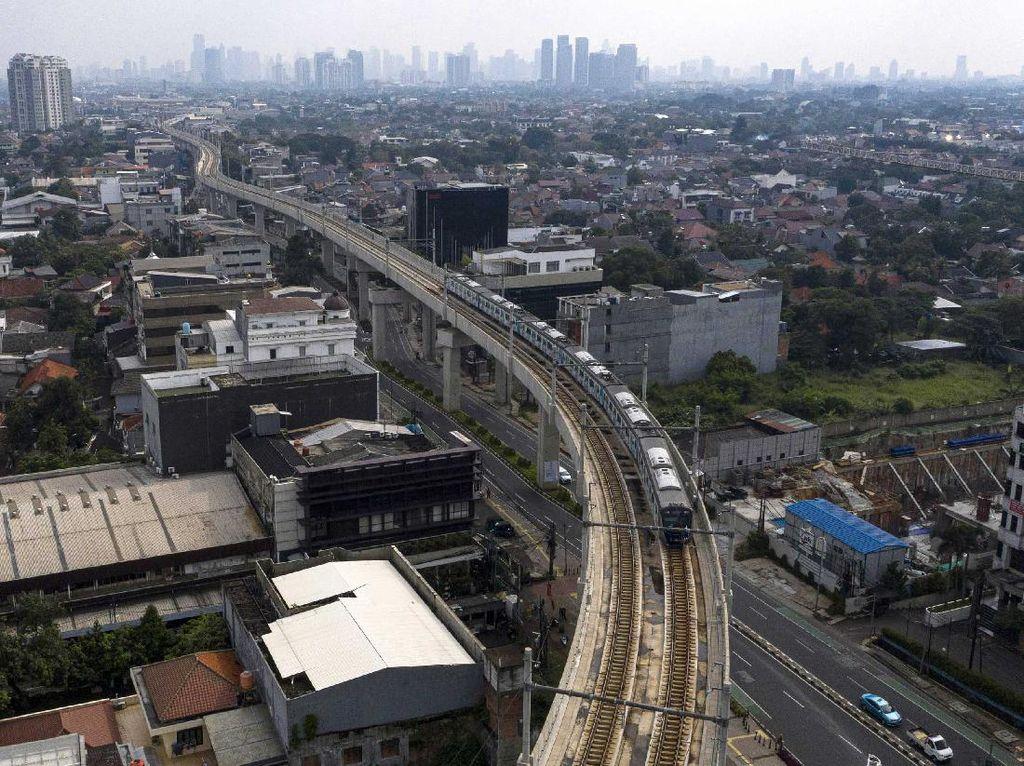 Gaspol! Proyek MRT Jakarta Fase II Dikebut Lagi