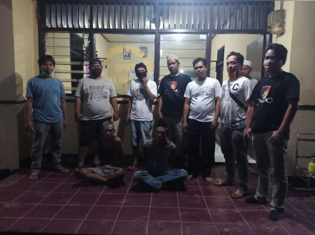 Kasus Lama Bersemi Kembali, 2 Pencuri Sapi Ditangkap Polisi