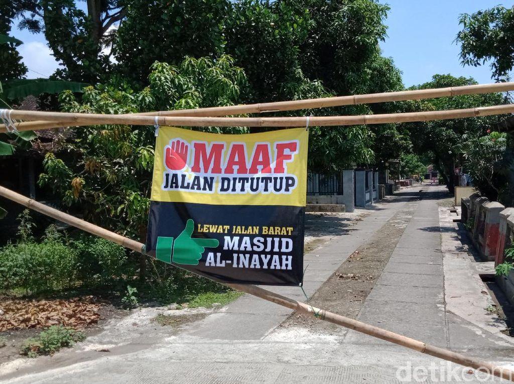 3 Peserta Ijtima Gowa Kena Corona, 1 Dusun di Klaten Dikarantina