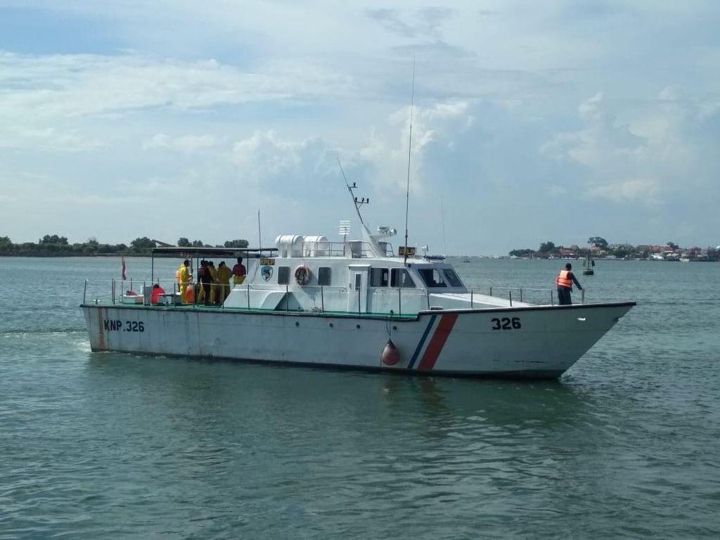 Jaga Laut Indonesia Selama Corona, Kemenhub Kerahkan 39 Kapal Patroli