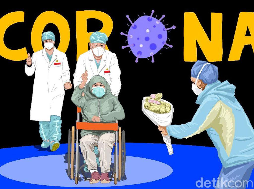 Pasien Sembuh dari Corona di Sumut Bertambah Jadi 25 Orang, Riau 9