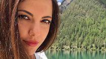 Model Cantik Sahabat Jesse Lingard Topless di Playboy Sebelum Lockdown