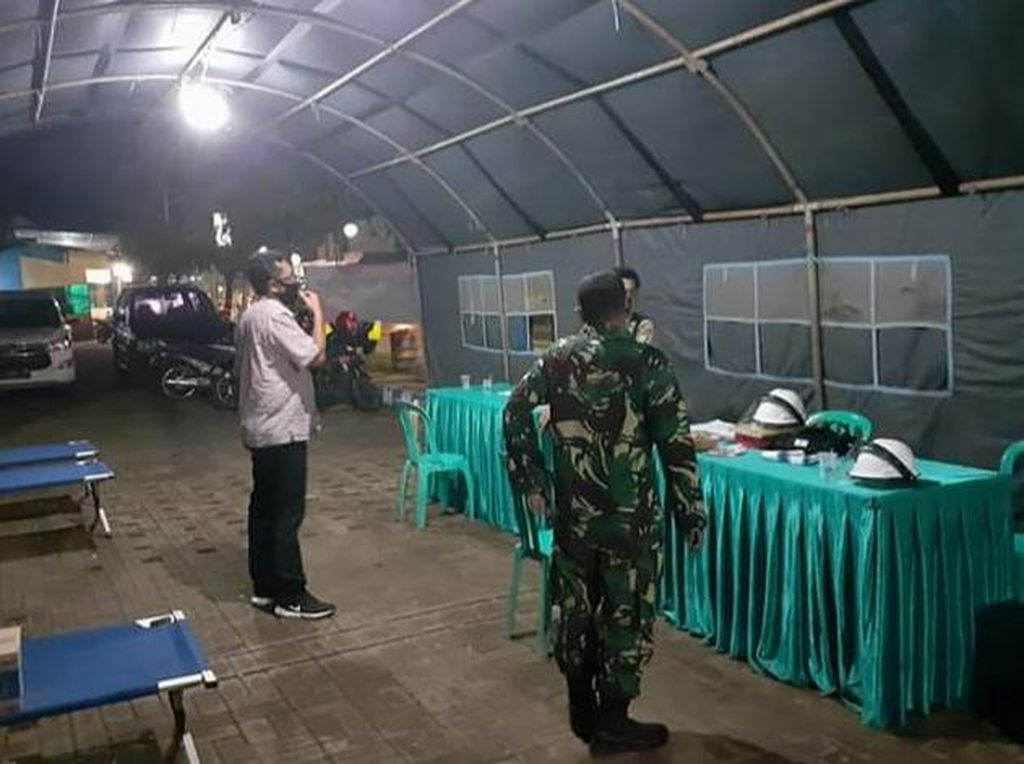 DPRD Banyuwangi Minta Pos Screening Perbatasan Diperketat