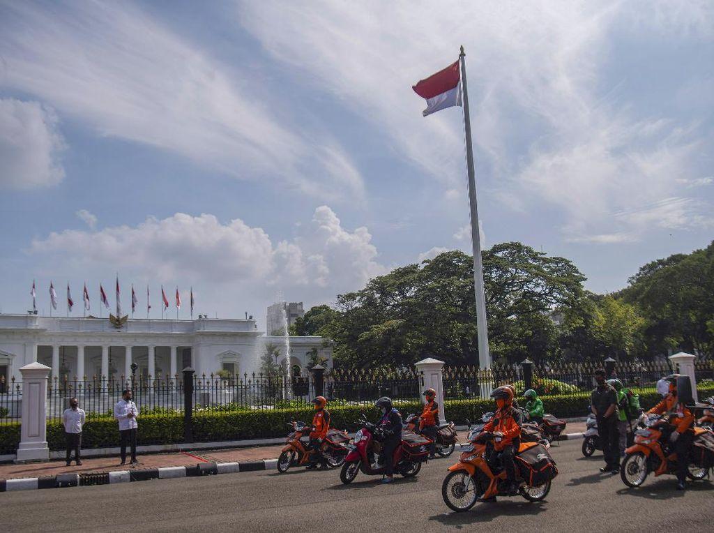 Demo ke Istana Merdeka, Mahasiswa Akan Jalan dari Cempaka Putih