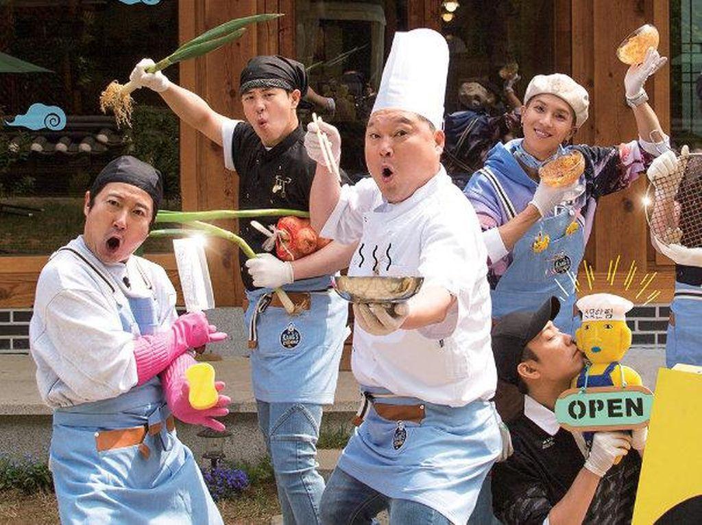 Dijamin Bikin Laper! 5 Variety Show Korea Ini Bertema Makanan