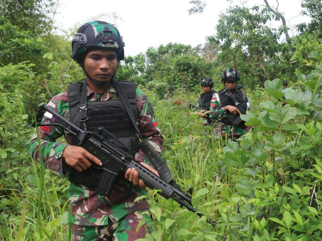 Antisipasi Corona, TNI Perketat Keamanan di Perbatasan RI-PNG
