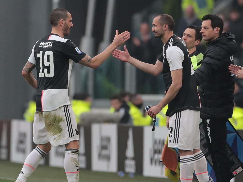 Chiellini: Aku Bisa Paham Kalau Bonucci Gabung Madrid, tapi ke Milan...