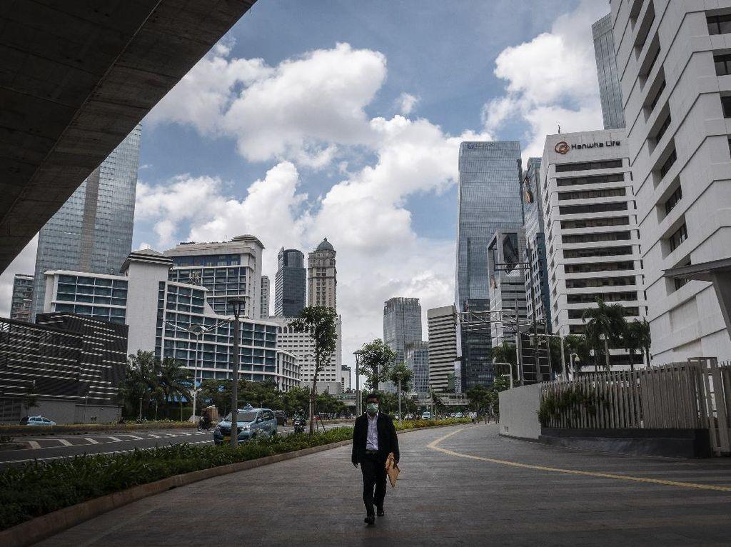Survei BI Sebut Kegiatan Dunia Usaha Membaik, tapi Masih Minus 3,9%