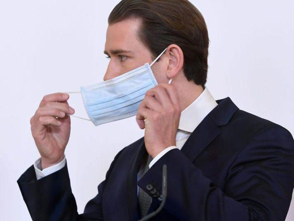 Para Menteri Austria Sumbangkan Gaji Untuk Warga Terdampak Corona