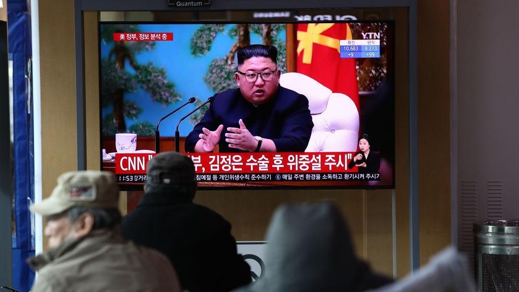 Spekulasi Kesehatan Kim Jong Un Pascaoperasi
