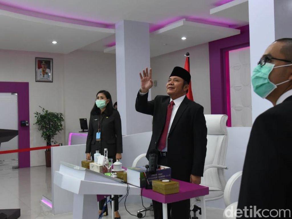 Gubernur Sumsel Nilai Palembang dan Prabumulih Layak Terapkan PSBB