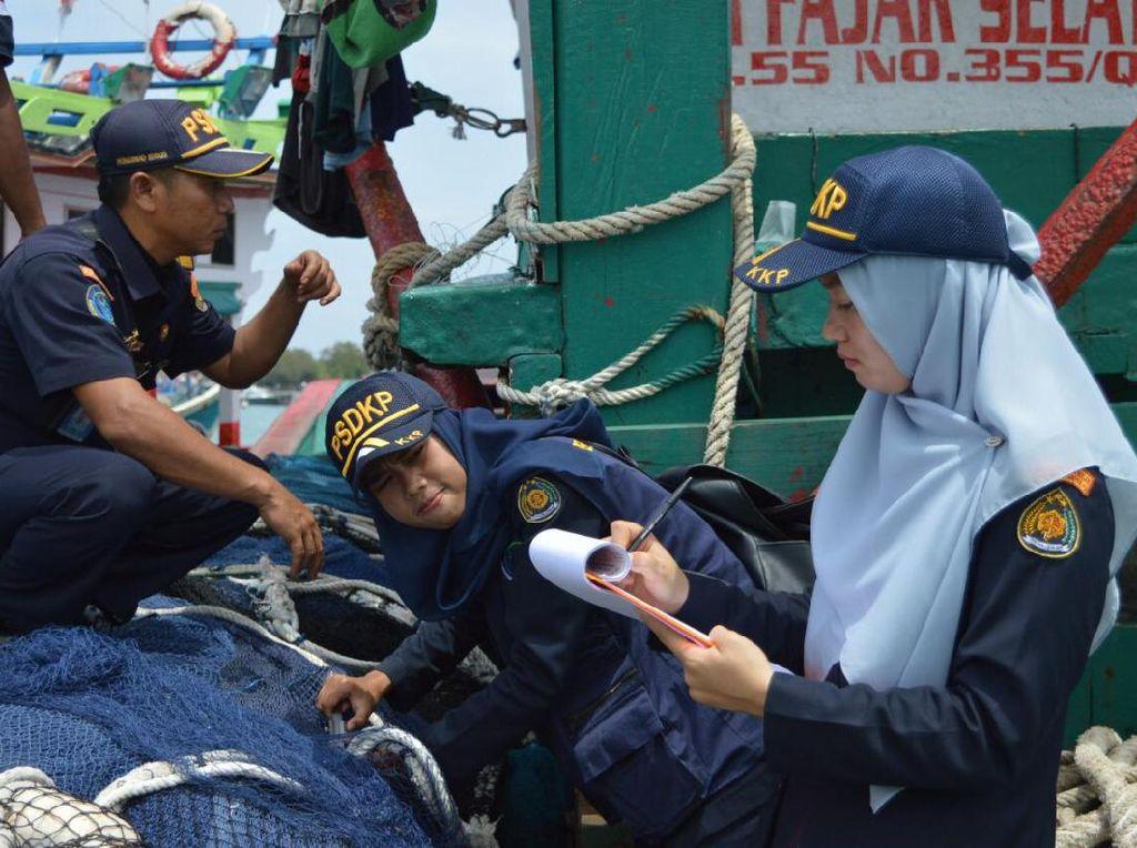 Cerita Para Sosok Kartini yang Ikut Tegakkan Hukum di Laut RI