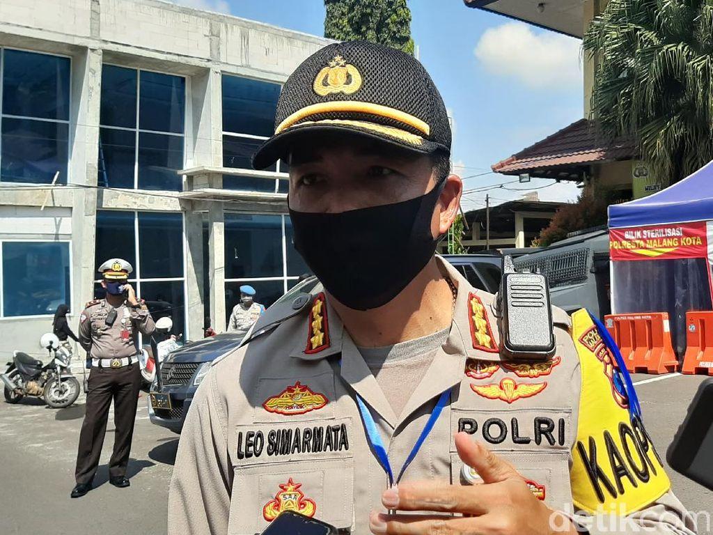 Tiga Mahasiswa di Malang Diamankan Terkait Anarko