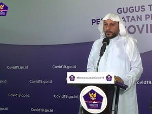 Polisi: Syekh Ali Jaber Sempat Menangkis Pisau Pelaku