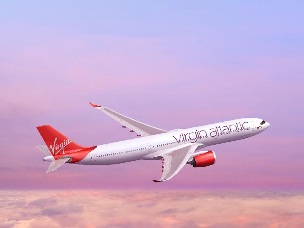 Virgin Australia & Atlantic di Ambang Kebangkrutan