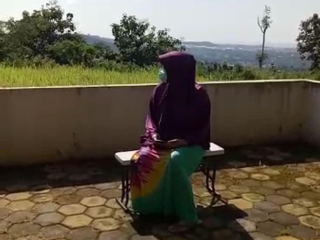 Perjuangan Ibu Hamil 5 Bulan Sembuh dari Corona di Hari Kartini