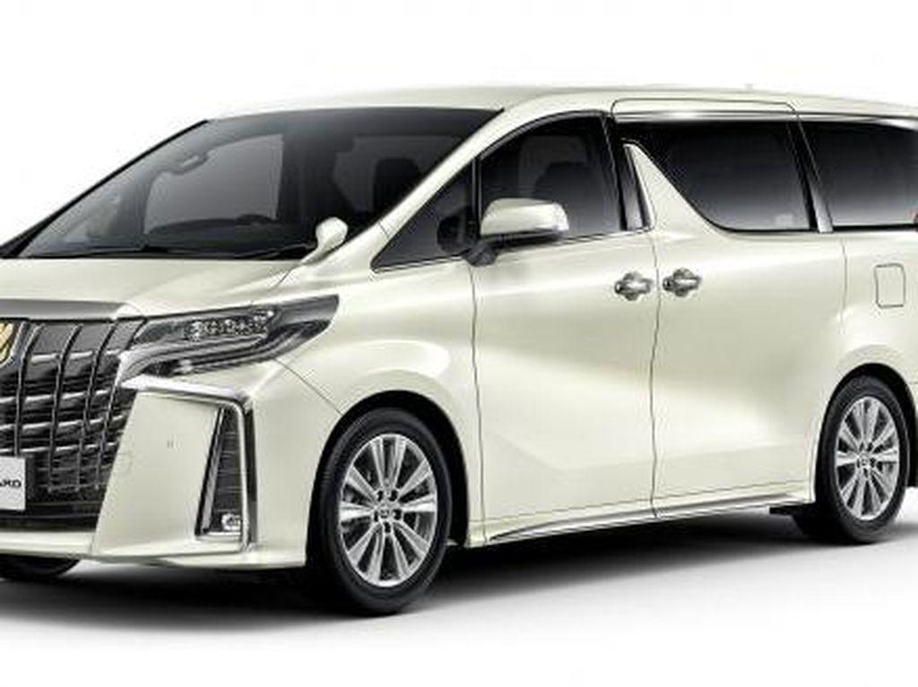 Makin Mewah, Toyota Perkenalkan Alphard dan Vellfire Edisi Khusus