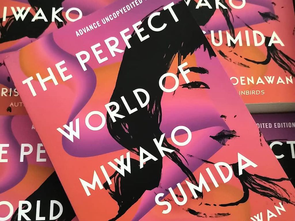 Clarissa Goenawan Butuh 5 Tahun Garap The Perfect World of Sumida