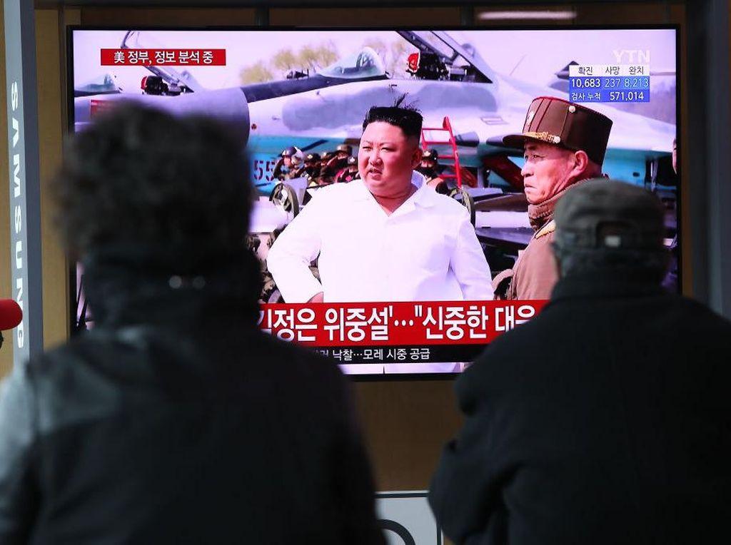 Kim Jong Un di Sepakbola: Suka Inter dan MU, Punya Anak di Juve