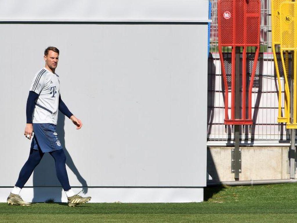 Bayern Tak Khawatir Neuer Akan Teken Kontrak Baru