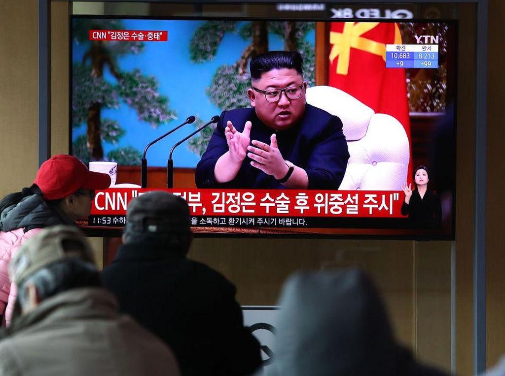 Kim Jong Un Dikabarkan Sakit, Ada Riwayat Sakit Jantung di Keluarganya