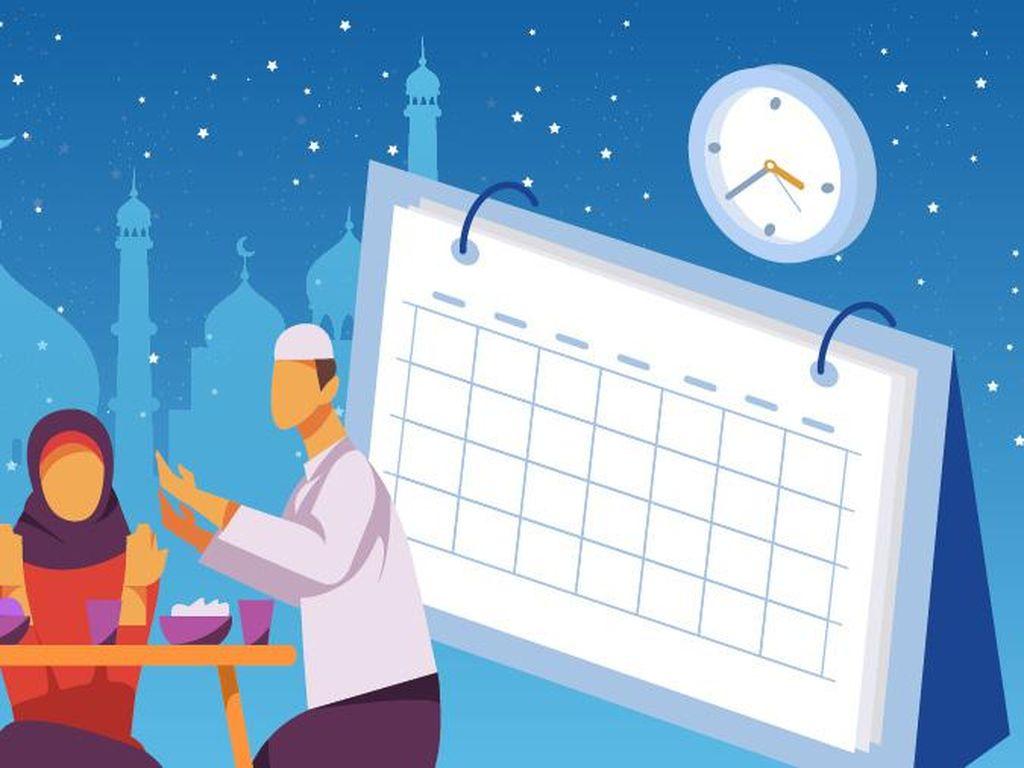 Ini Jadwal Imsakiyah dan Buka Puasa di Wilayah Jatim