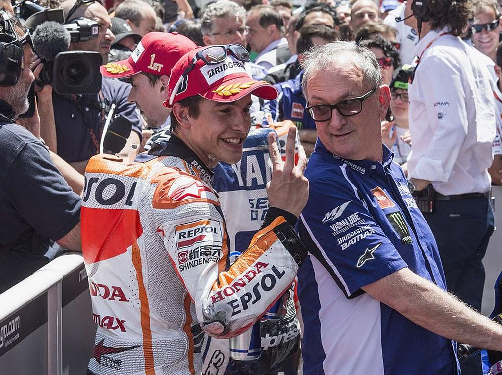 On This Day: Marc Marquez Catatkan Kemenangan Pertama di MotoGP