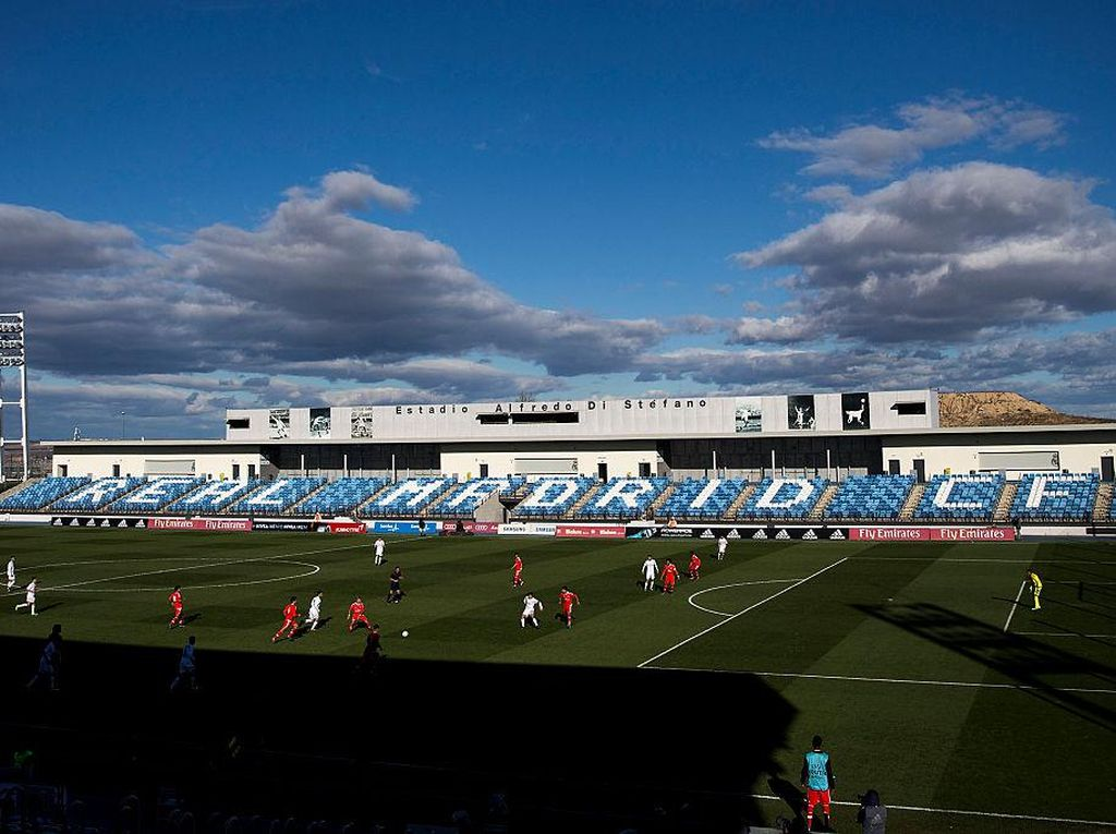 Real Madrid Mau Pindah Kandang Sementara?