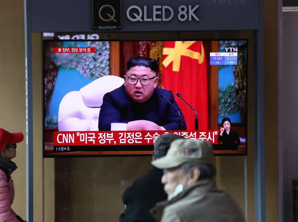 Pernah Bawa-bawa Toilet Pribadi, Kim Jong Un Sebenarnya Sakit Apa?