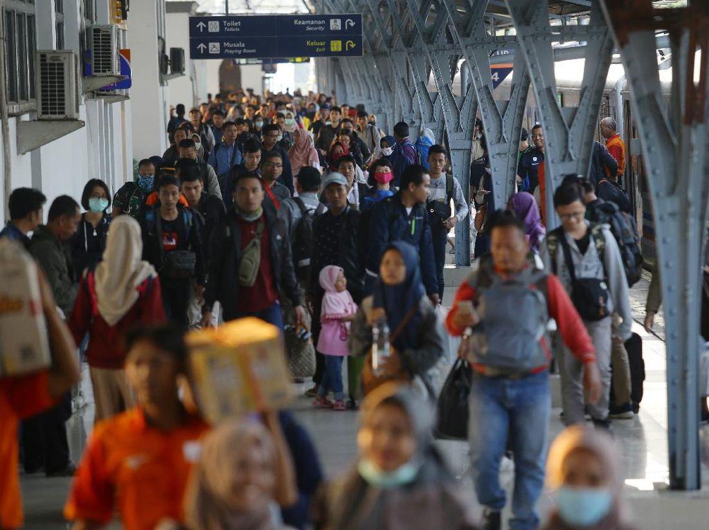 Larangan Mudik demi Corona Tak Makin Pandemik