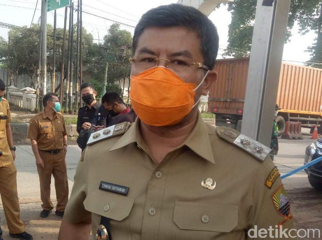 KPK Periksa Wabup Sumedang Sebagai Saksi Kasus RTH Bandung