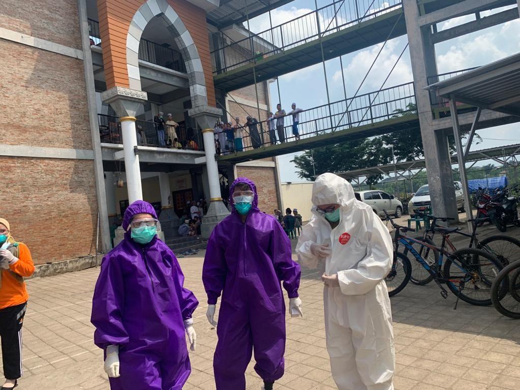 124 Santri Temboro Dipulangkan ke Malaysia, 29 Lainnya Masih Dikarantina