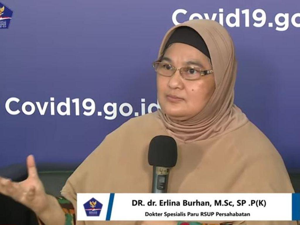 Kisah Kartini di Bidang Medis Harus Berbagi Peran Saat Pandemi Corona