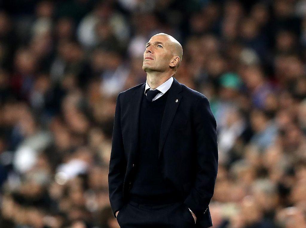 Bagaimana Rasanya Dilatih Zinedine Zidane?