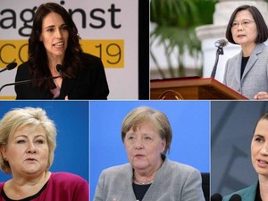 Negara yang Dipimpin Perempuan Merespons Wabah Corona Lebih Baik, Mengapa?