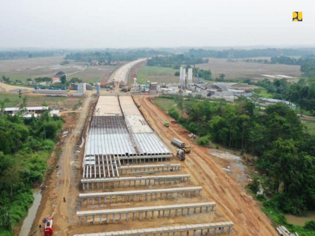 Pembangunan Tol Serang-Panimbang Seksi III Akan Dimulai Maret