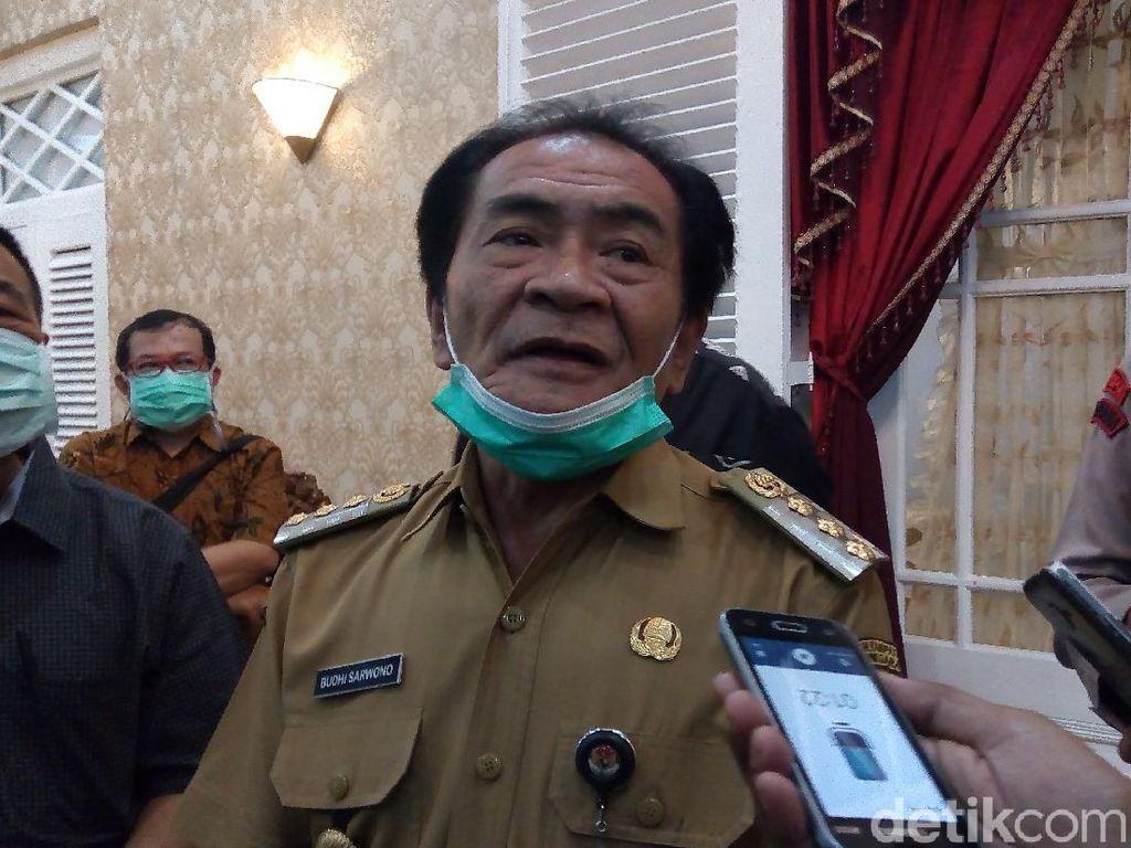 Pemandu Lagu PDP Corona Asal Sukabumi Meninggal di Banjarnegara