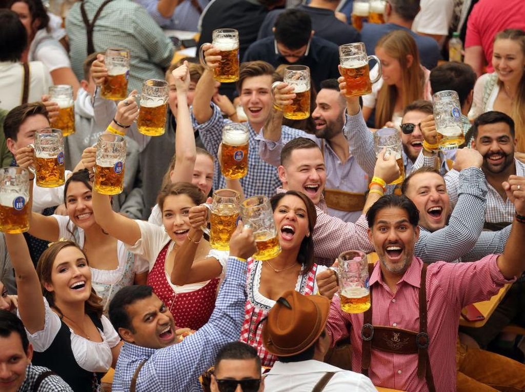 Tiada Oktoberfest Untuk Pertama Kali Sejak Perang Dunia II