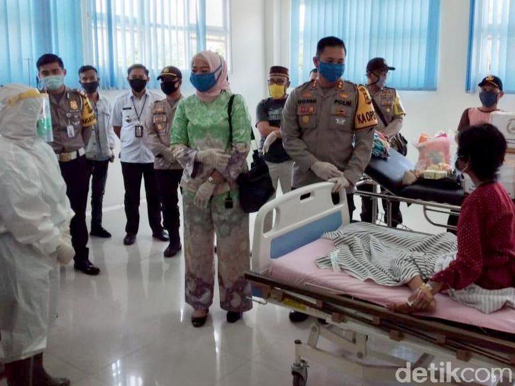 Mulai Membaik, Warga Muara Enim Ditemukan Kelaparan Juga Dapat Bantuan Jokowi