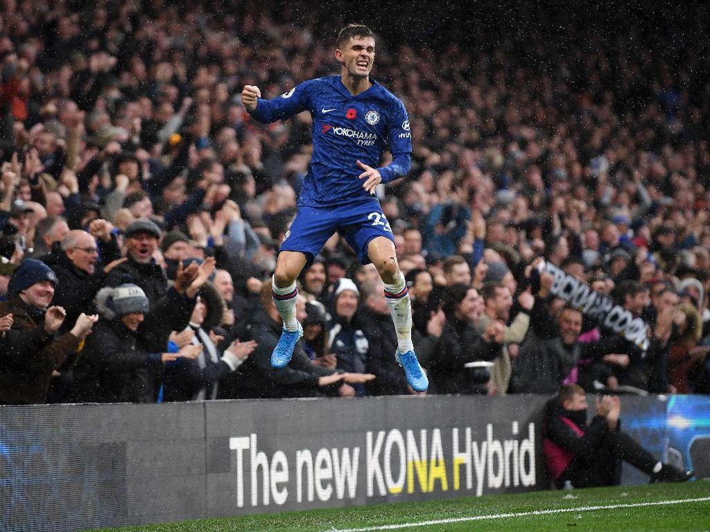 Kisah Christian Pulisic Soal Hari Pertama Latihan di Chelsea