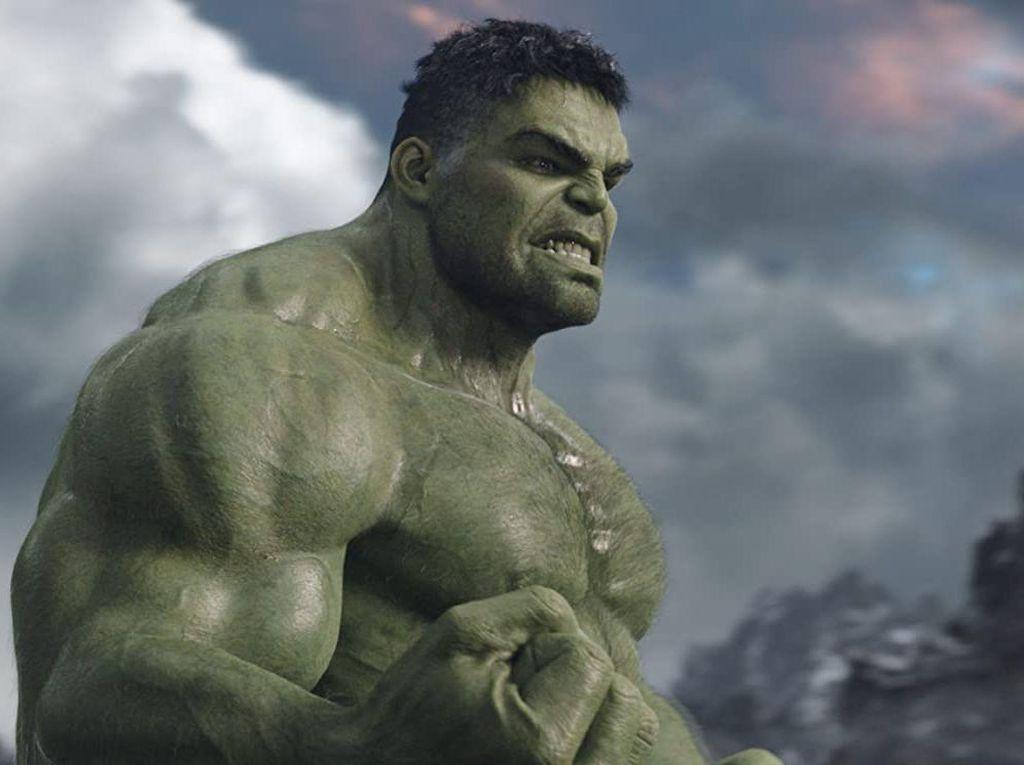 Pertama Kali Jadi Hulk, Mark Ruffalo Dapat Saran dari Sean Penn