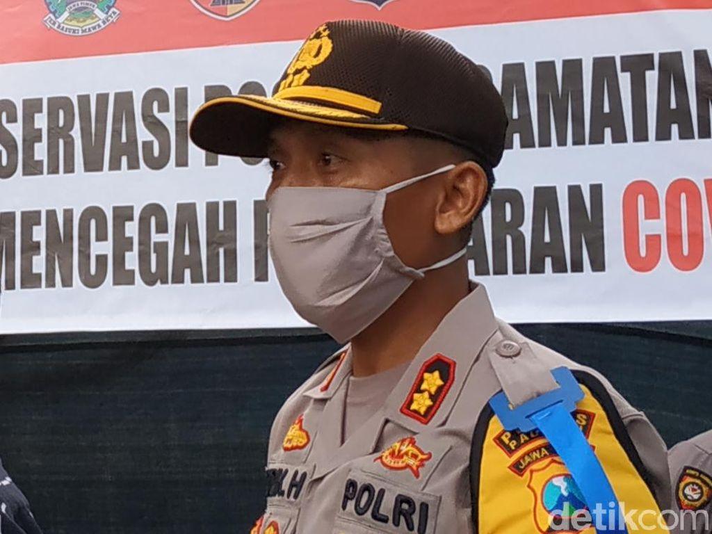 Polisi Bakal Tindak Pemudik yang Bandel Enggan Dikarantina di Pacitan
