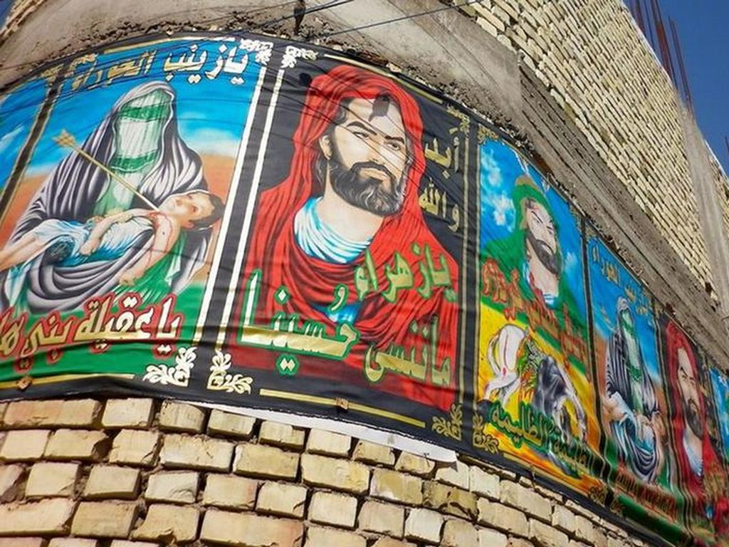 Sejuknya Tradisi Damai Sunni dan Syiah di Baghdad