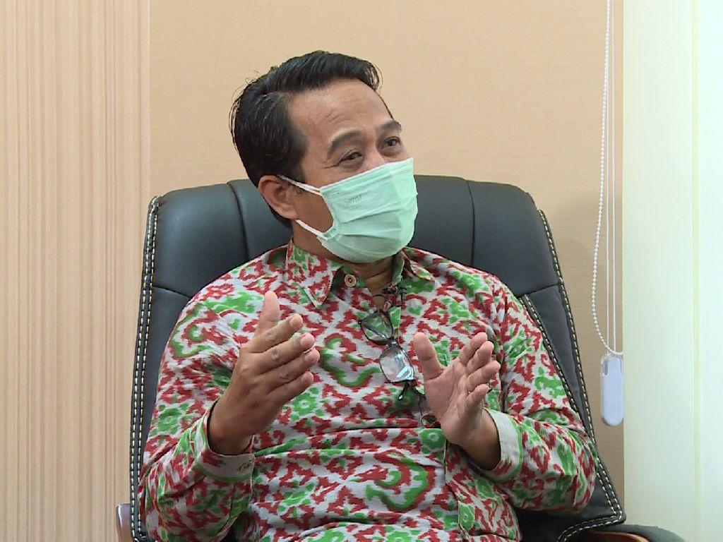 Ketua PB IDI Bersedia Disuntik Vaksin Corona Pertama
