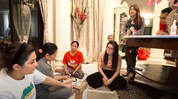 5 Fakta tentang Suteng, Babysitter Ashanty yang Mengidap ...