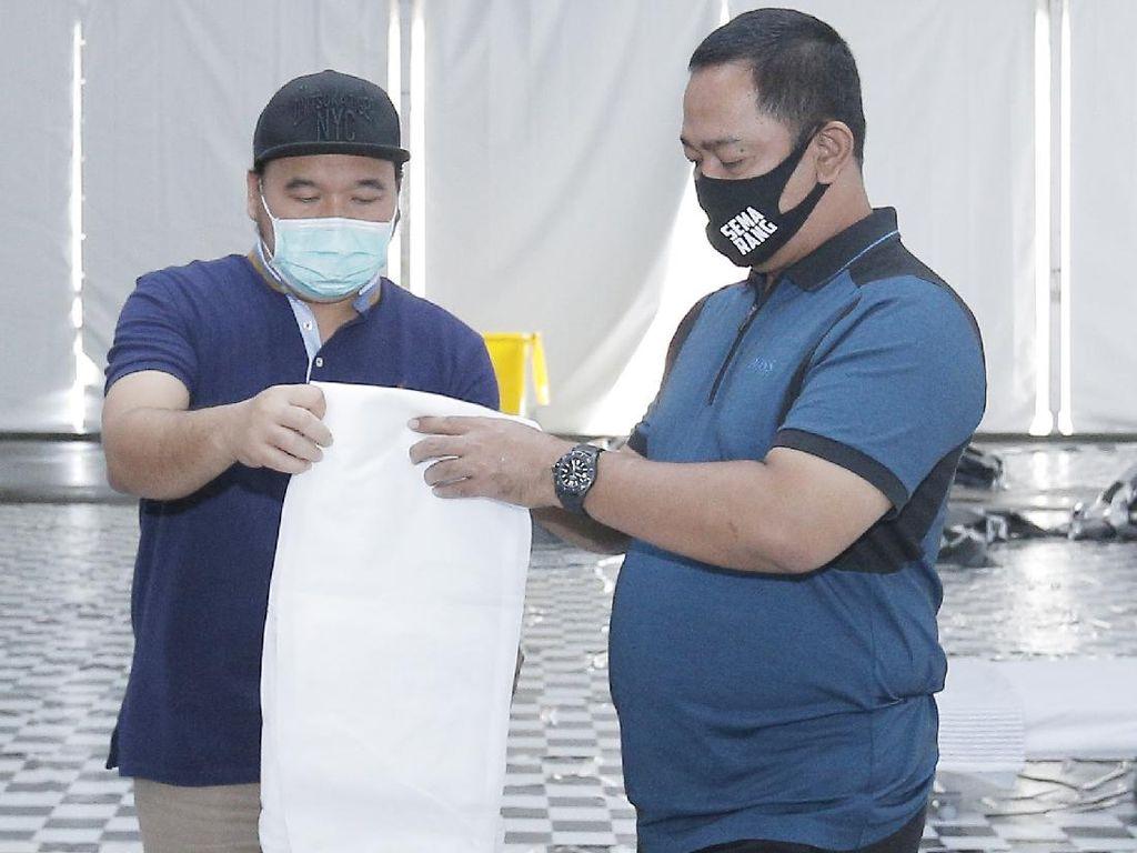 Jumlah Pasien Sembuh Corona di Semarang Relatif Tinggi
