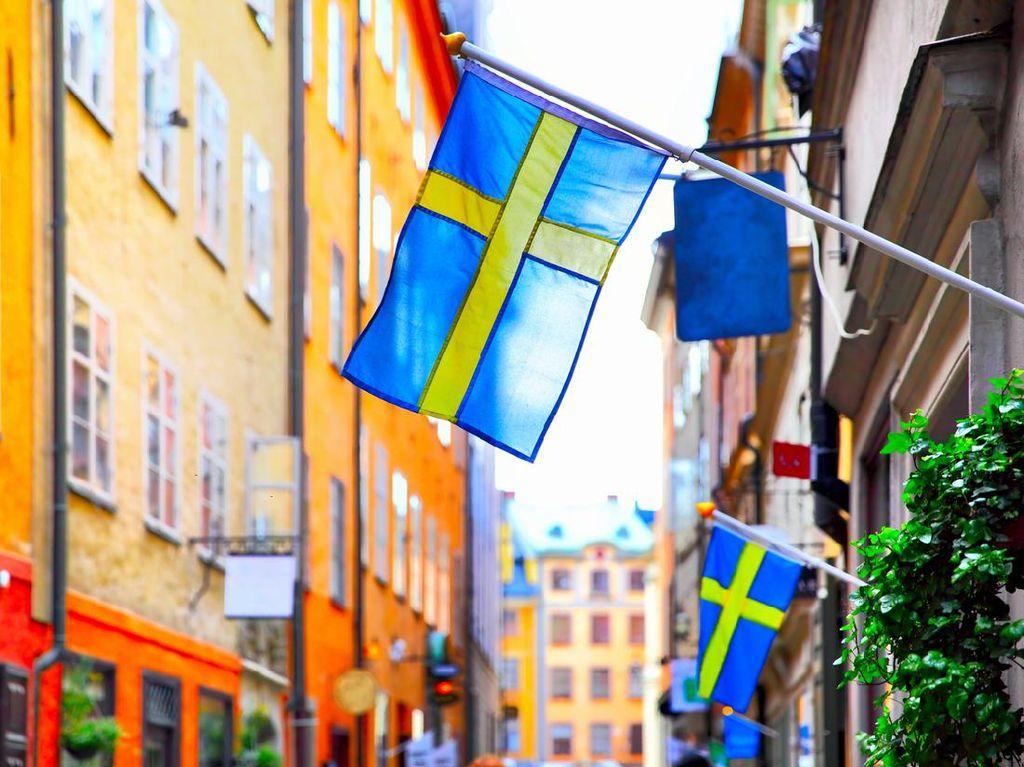 Swedia Catatkan Rekor Kematian Tertinggi dalam 150 Tahun