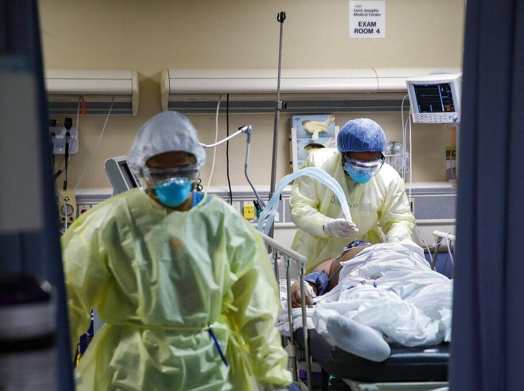 Cerita Dokter yang Terima Vaksin COVID-19: Rasanya Luar Biasa