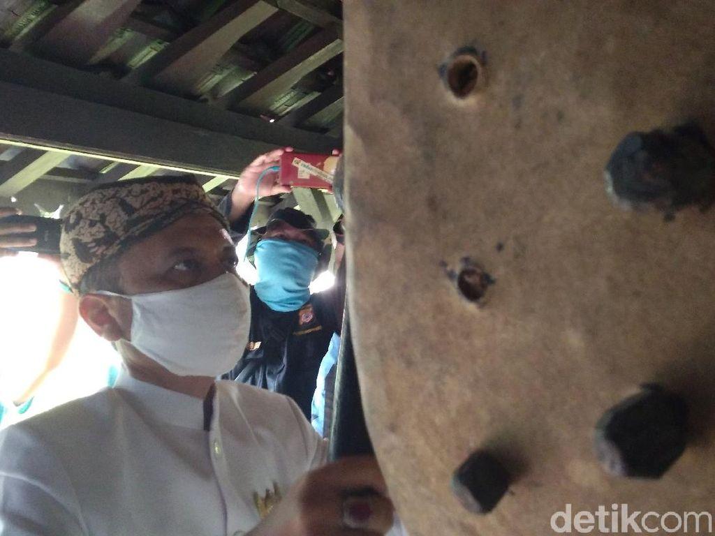 Sambut Ramadhan, Sultan Cirebon Tabuh Bedug di Tengah Pandemi Corona