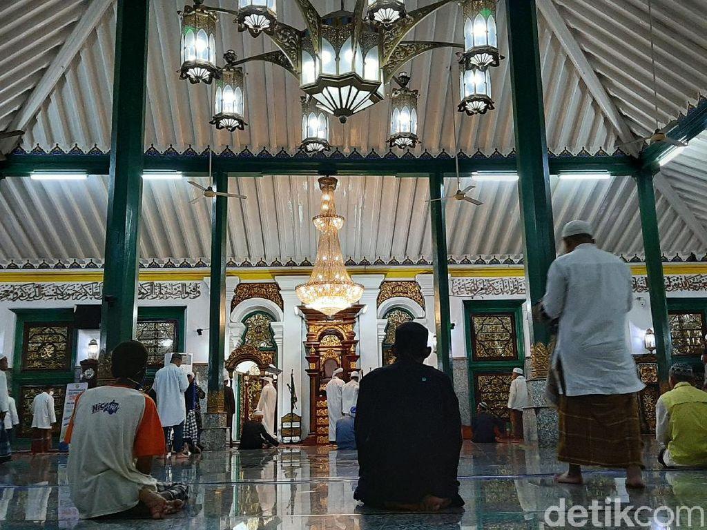 Pandemi Corona, Masjid Agung Palembang Pastikan Tak Gelar Tarawih